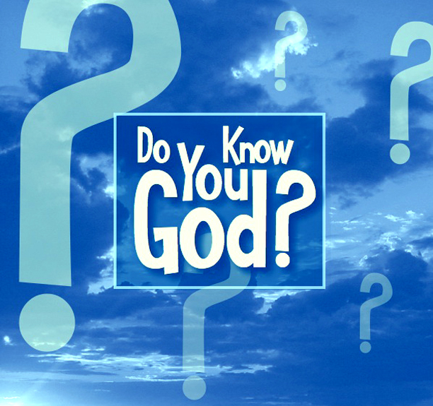 is it really you god Have you ever been in a situation in which you thought that god was speaking to  you, but you had doubts if you really were hearing the voice of.